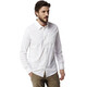 Craghoppers NosiLife Tatton Longsleeve Shirt Men Optic White